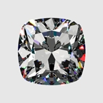 Pemium Quality 2ct Loose Cushion Cut Diamond (HI - SI2)