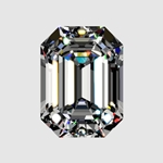Premium Quality 1 1/2ct Loose Emerald Cut Diamond (HI - SI2)