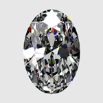 Premium Quality 1 1/2ct Loose Oval Cut Diamond (HI - SI2)
