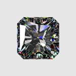 Premium Quality 1 1/2ct Loose Radiant Cut Diamond (HI - SI2)